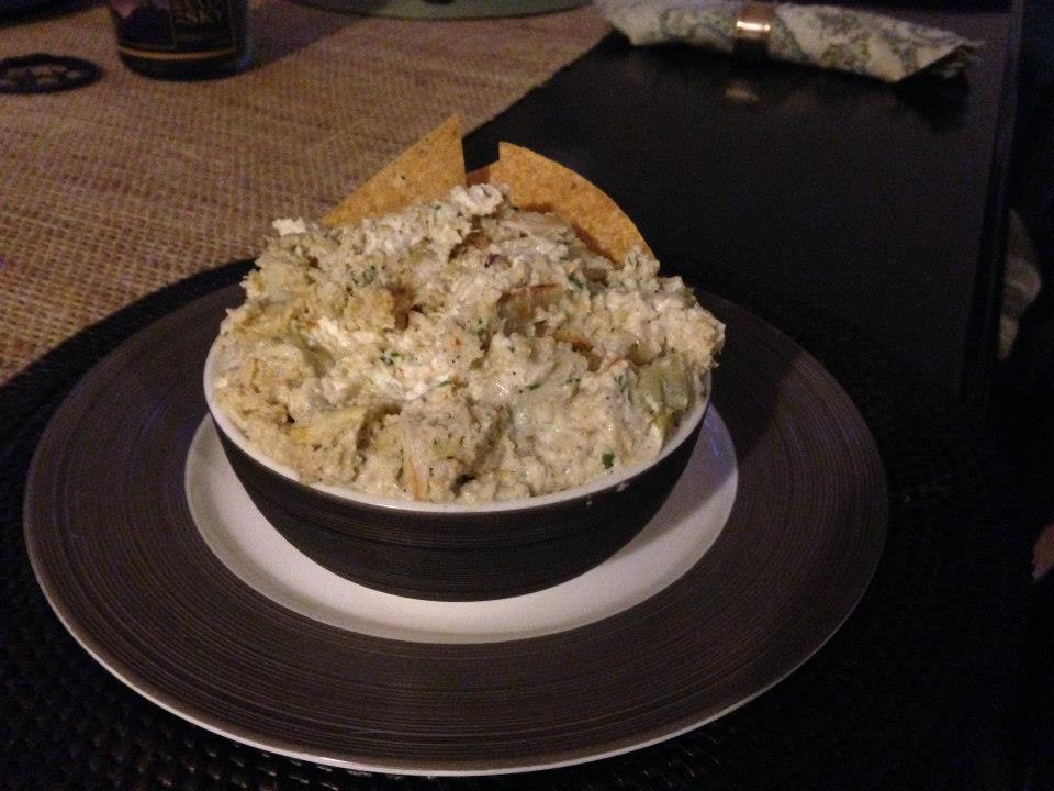 Crab and Artichoke Dip | Culinary Reviewed